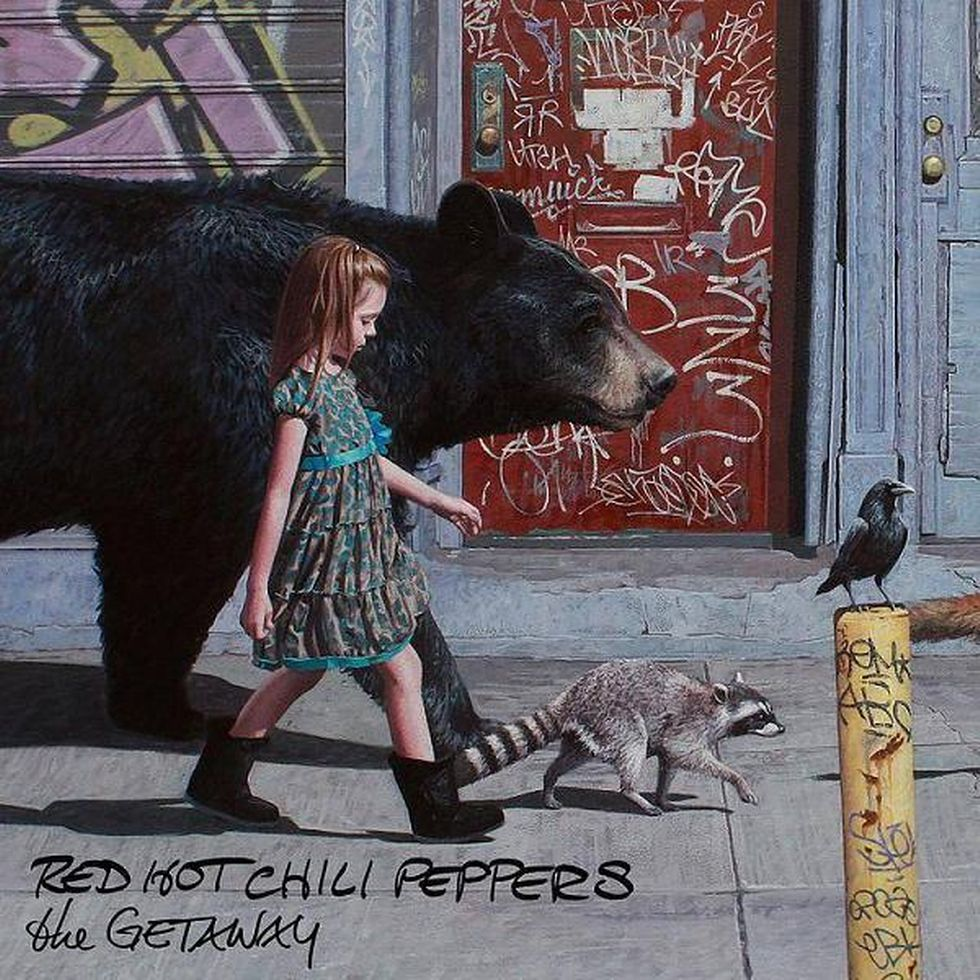 RED HOT CHILI PEPPERS «The Getaway» (Warner)