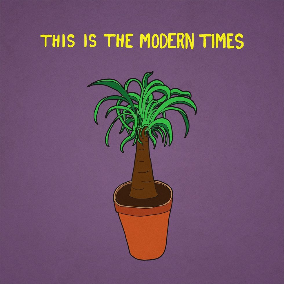 MODERN TIMES «This Is Modern Times» (Drabant)