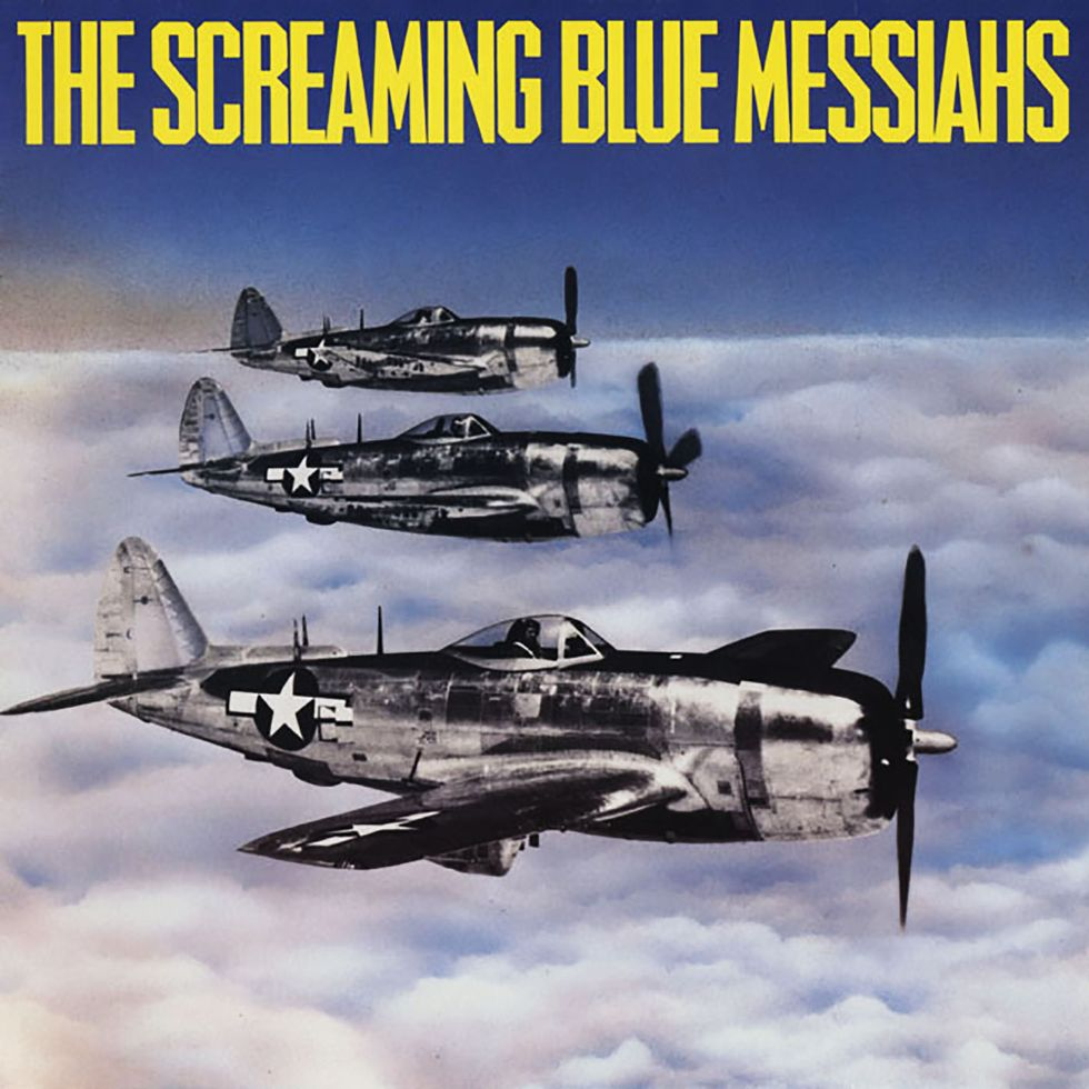 THE SCREAMING BLUE MESSIAHS «Good and Gone» (1984)