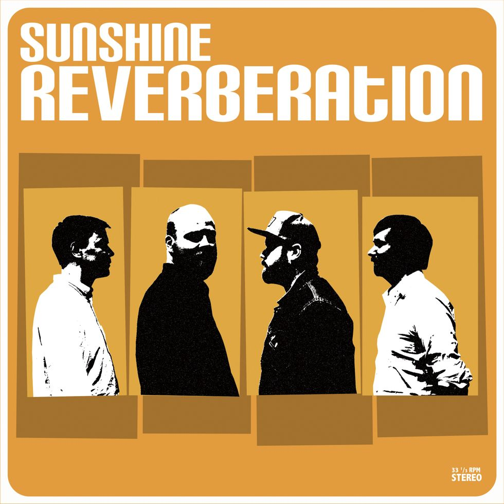 SUNSHINE REVERBERATION «S/T» (Westergaard Records)