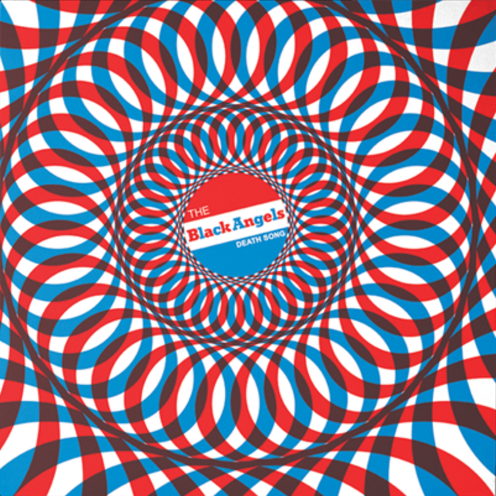 THE BLACK ANGELS «Death Song» (Partisan Records)