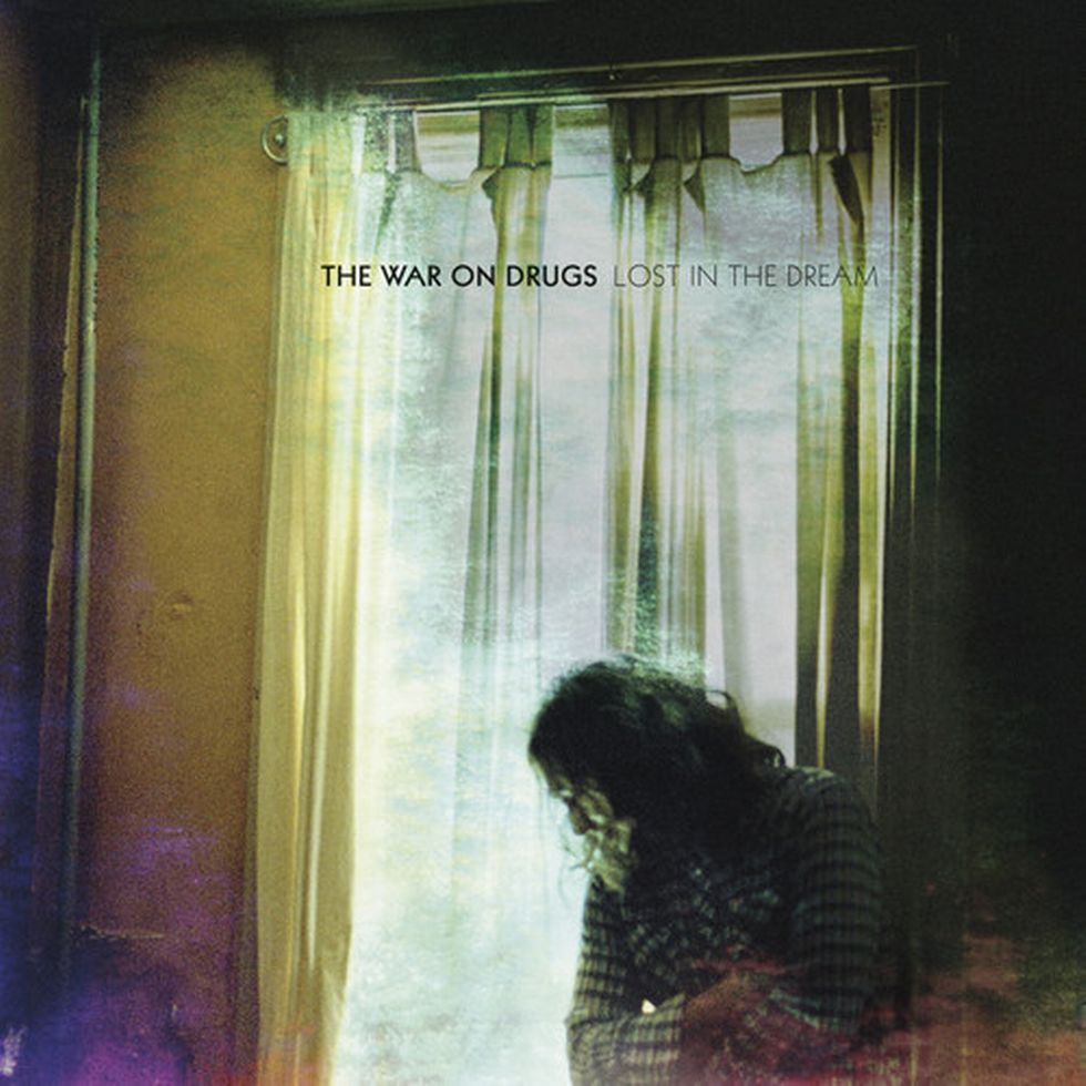 THE WAR ON DRUGS «Lost in the Dream» (2014)