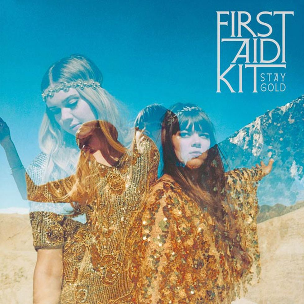 FIRST AID KIT «Stay Gold» (Columbia)