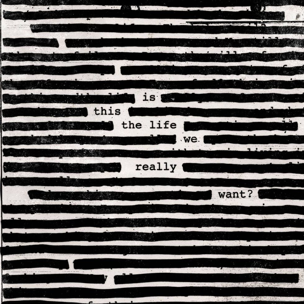 Roger Waters «Is This The Life We Really Want?» (Columbia/Sony)