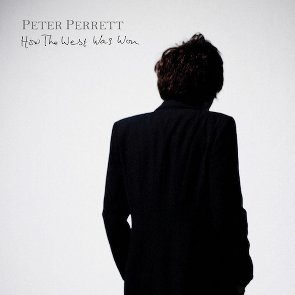 PETER PERRETT «How the West Was Won» (Domino)