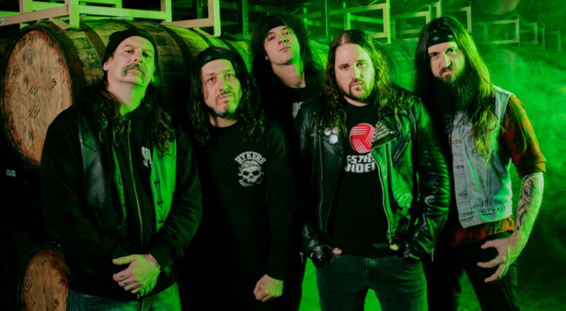 MUNICIPAL WASTE Foto: Nuclear Blast Records