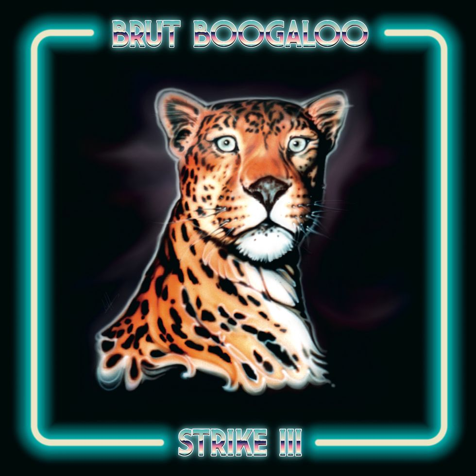 BRUT BOOGALOO «Strike III» (Mother Likes It Records)