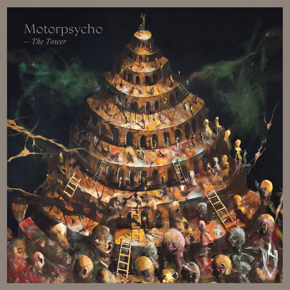 MOTORPSYCHO «The Tower» (Rune Grammofon)