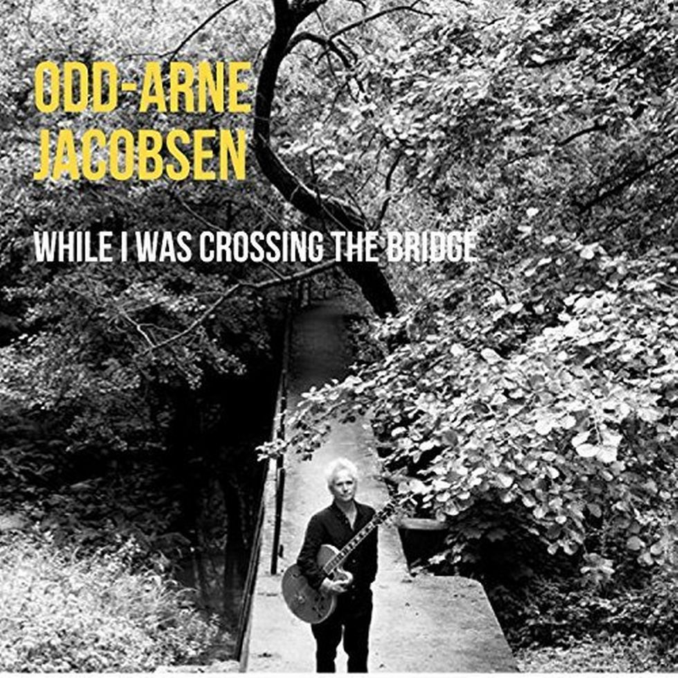 ODD-ARNE JACOBSEN «While I was crossing the Bridge» (OAJ Records)