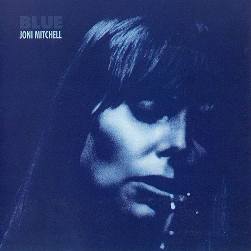JONI MITCHELL «Blue» (1971)