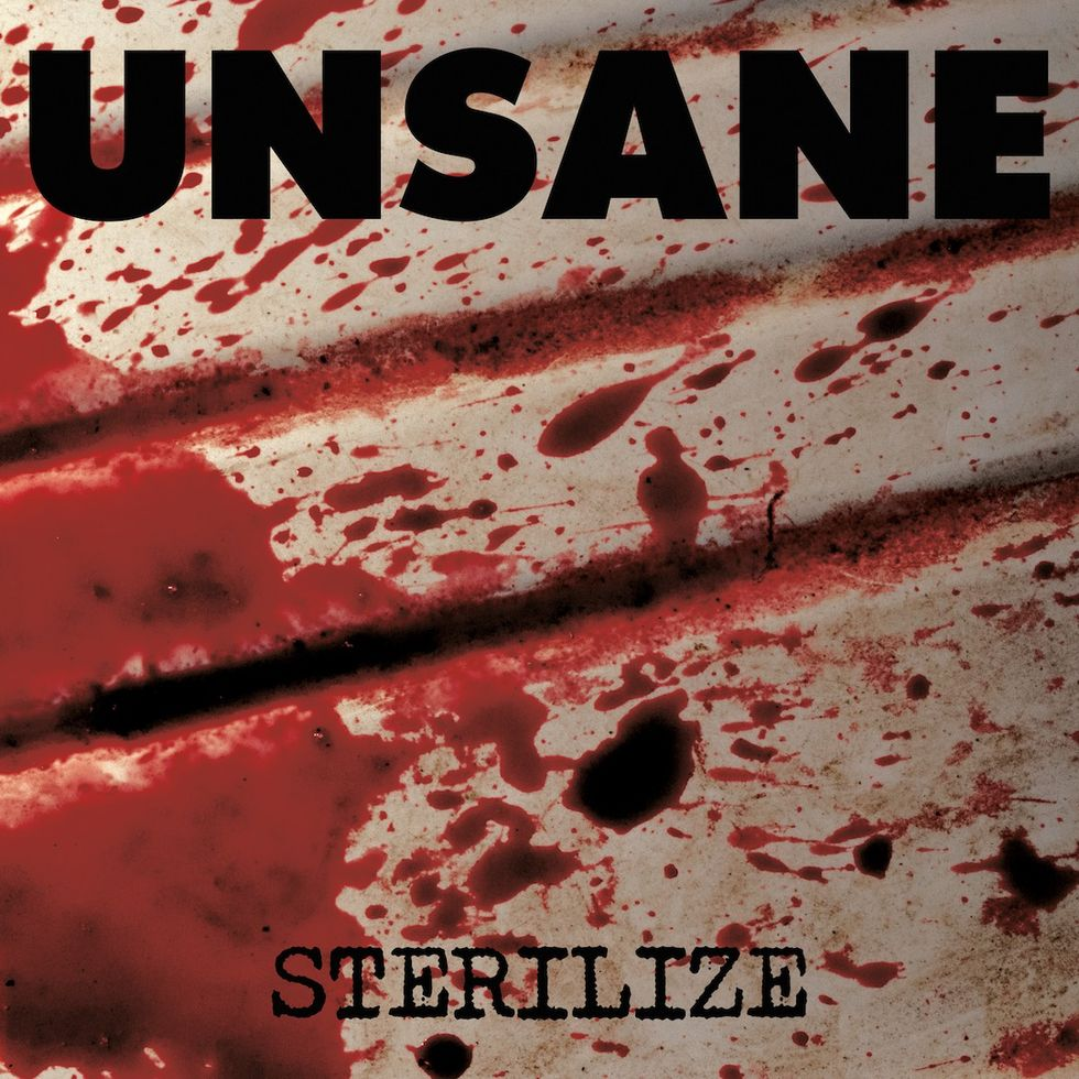 UNSANE «Sterilized»: Albumcover