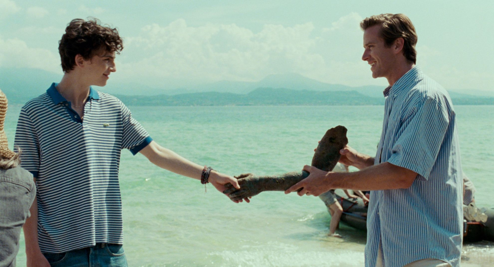 «Call Me By Your Name» har norgespremière 26. januar. Foto: UIP