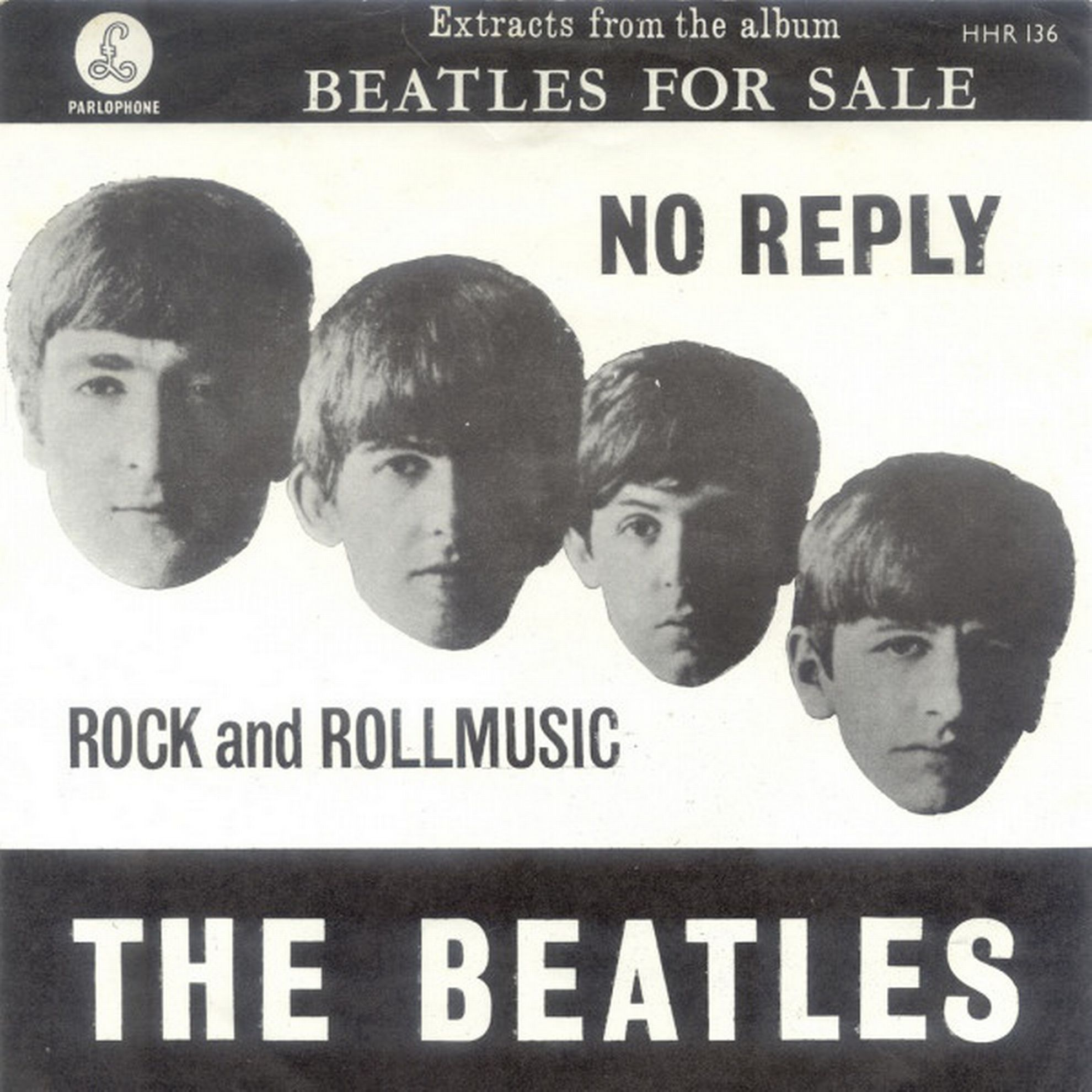 The Beatles «No Reply» (1964)