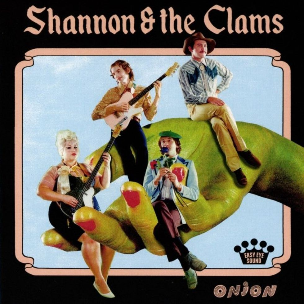 SHANNON AND THE CLAMS «Onion» (Easy Eye)