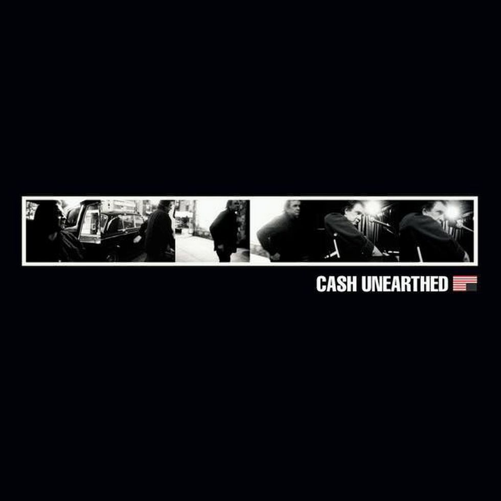 JOHNNY CASH «Unearthed» (2003)