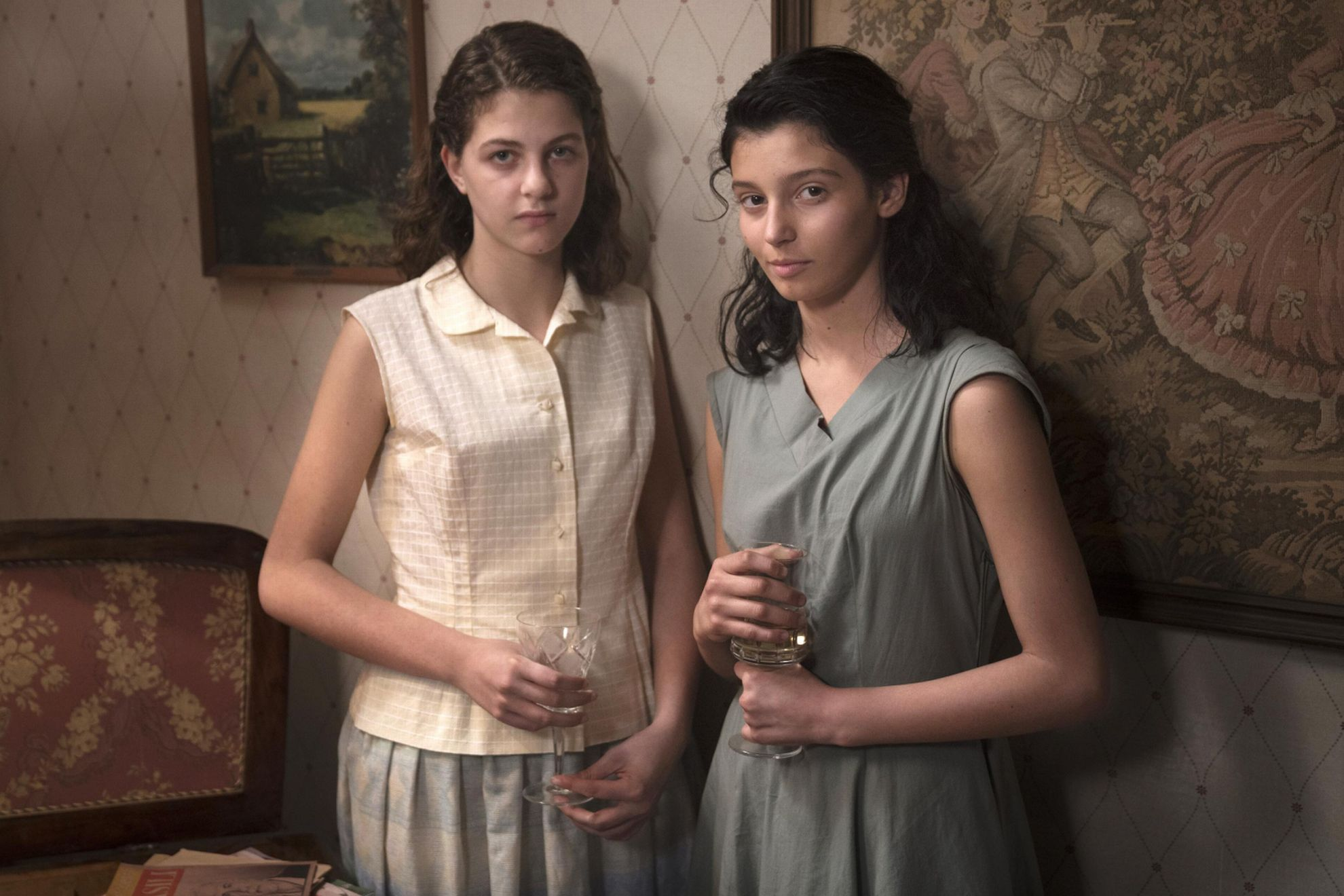 «My Brilliant Friend»   FOTO: HBO