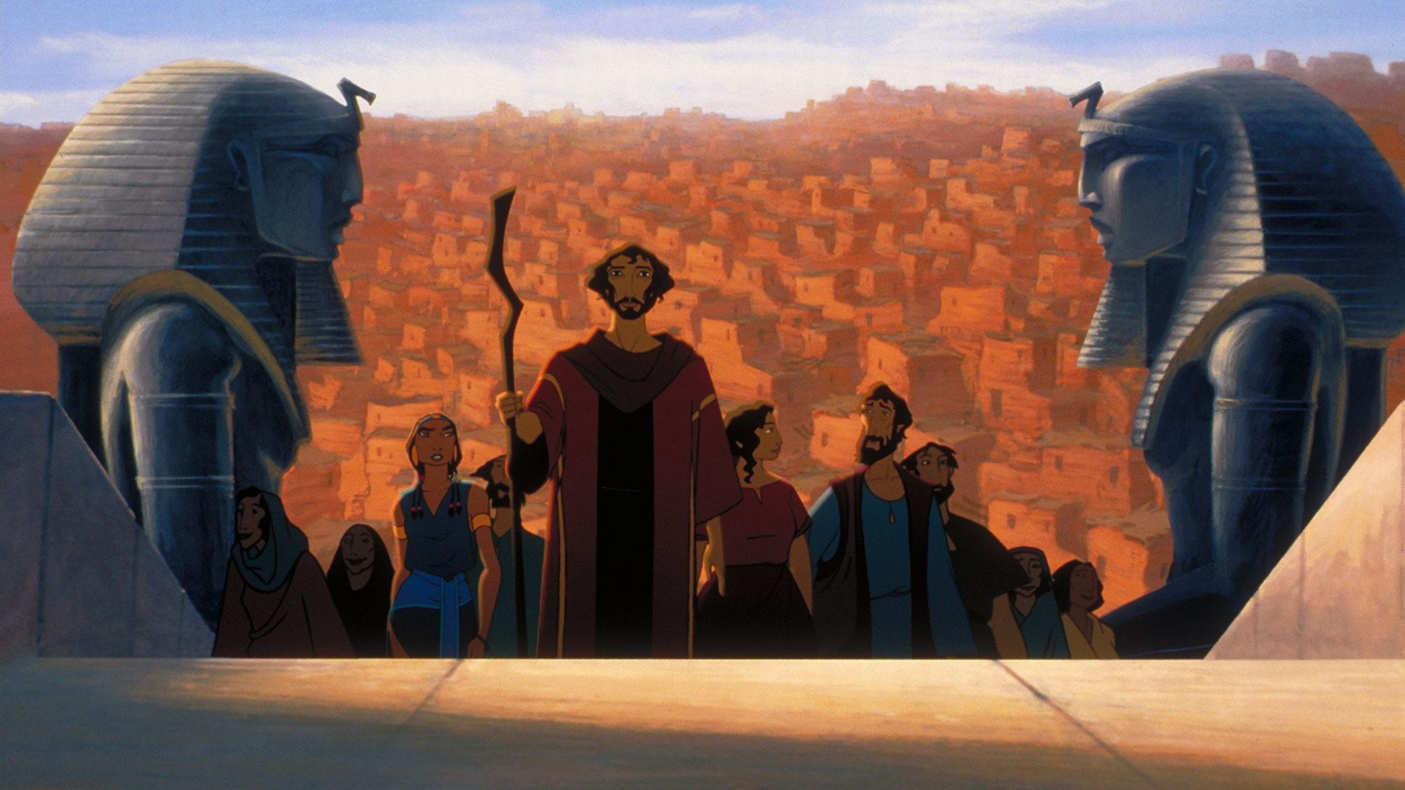 «The Prince of Egypt»                        (Foto: Dreamworks)