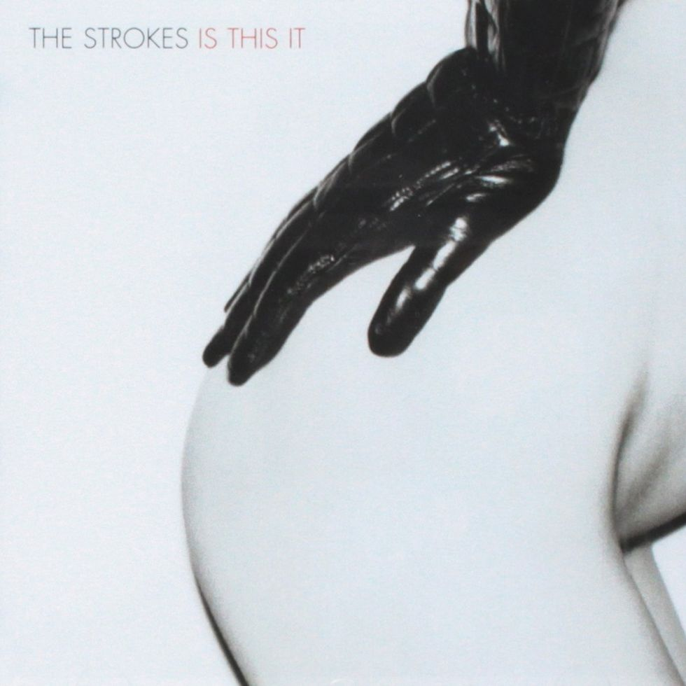 THE STROKES «Is This It» (2001)