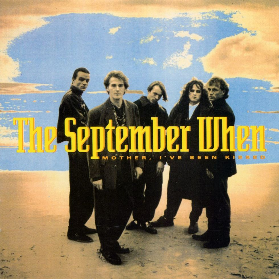 THE SEPTEMBER WHEN «Mother I've Been Kissed» (1991)