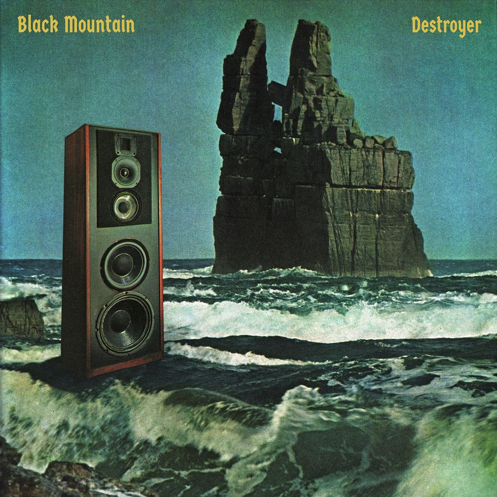 BLACK MOUNTAIN «Destroyer» (Jagjaguwar)