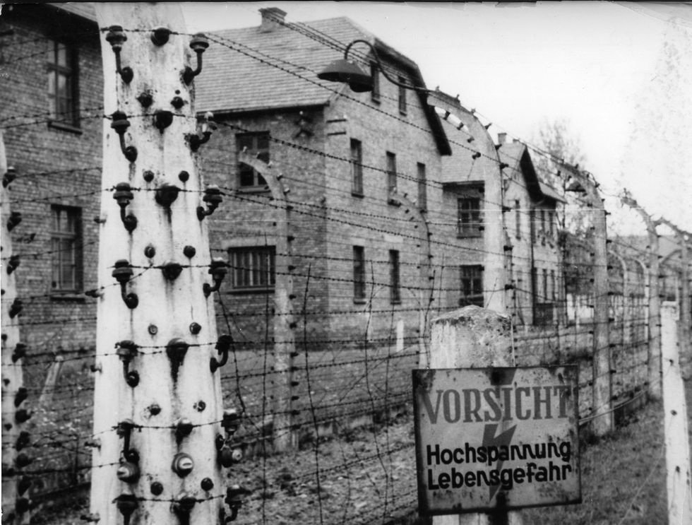 Auschwitz (AP photo)