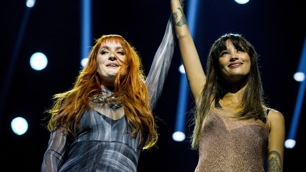 ICONA POP                       (Foto: Scanpix)
