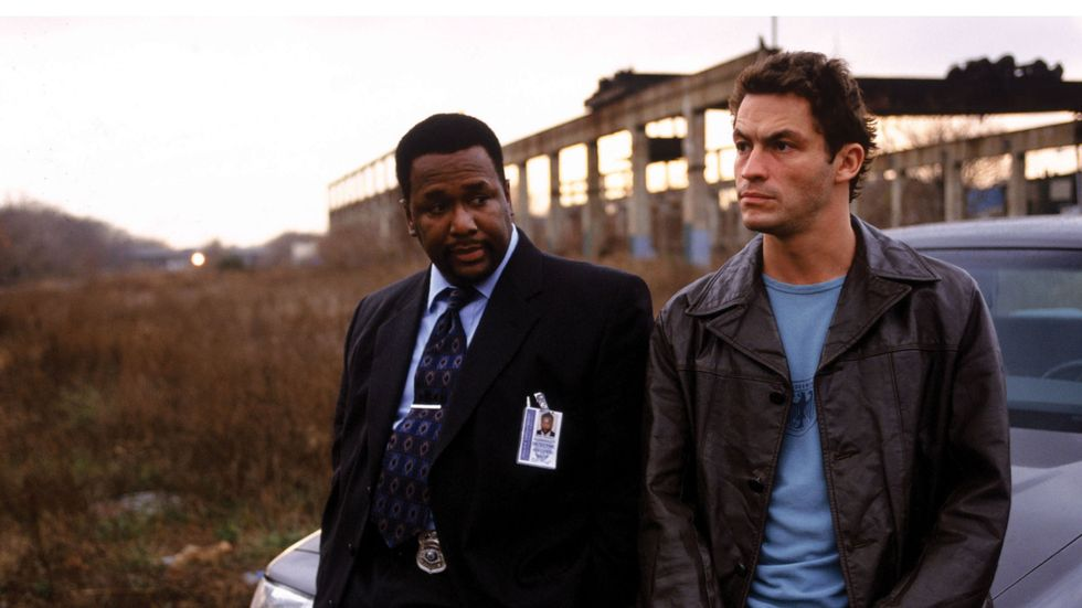 The Wire                       (Foto: HBO)
