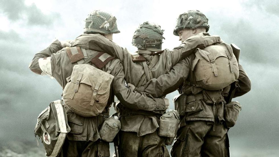 Band of Brothers                       (Foto: HBO)