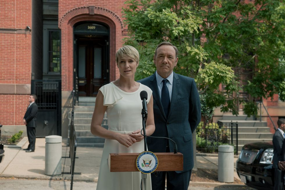House of Cards                       (Foto: Nathaniel E. Bell/Netflix)