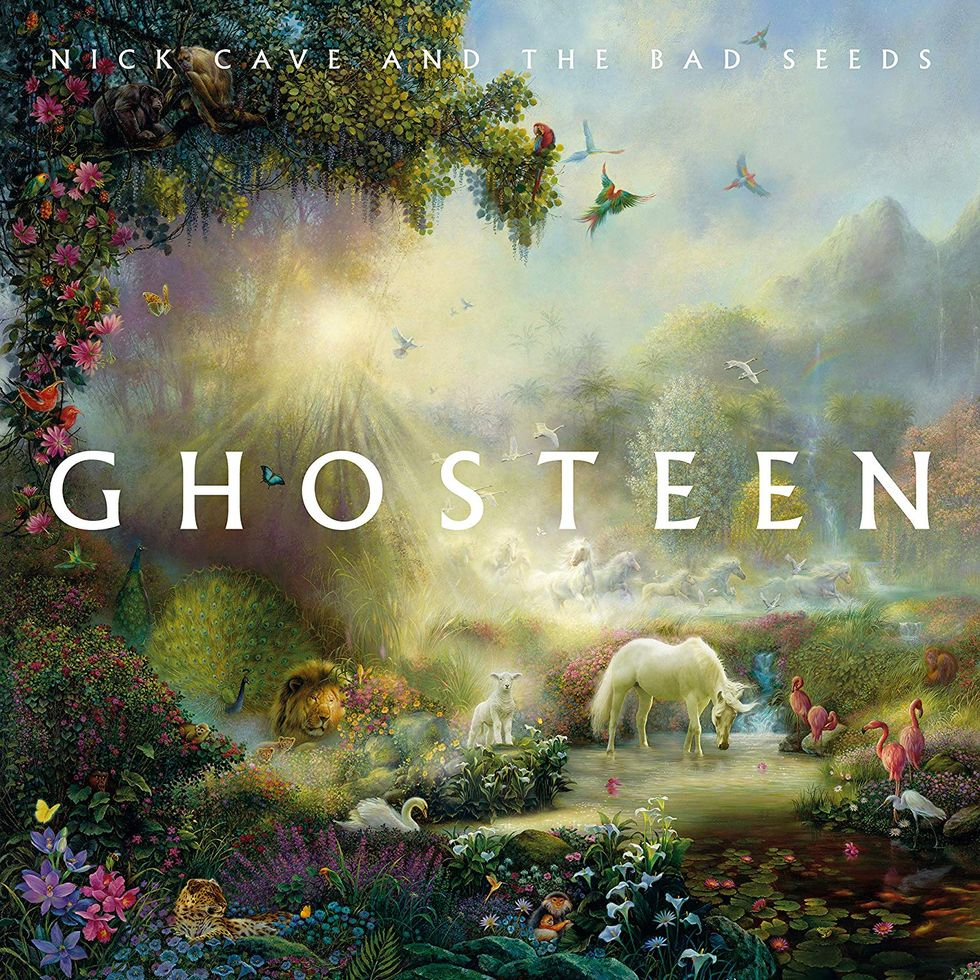 NICK CAVE AND THE BAD SEEDS «Ghosteen» (Ghosteen ltd)