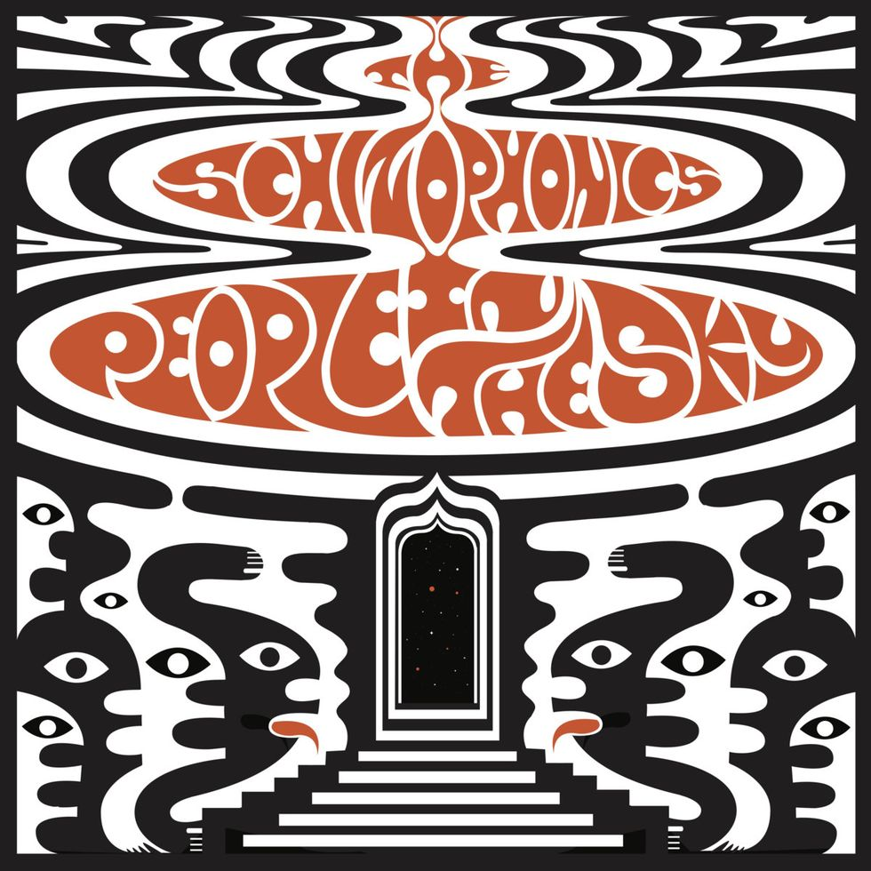 THE SCHIZOPHONICS «People in the Sky» (Pig Baby Records)