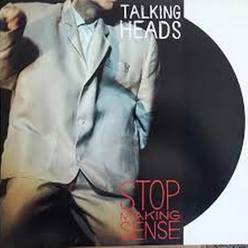 TALKING HEADS «Stop Making Sense» (1984)