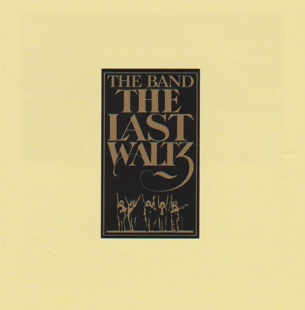 THE BAND «The Last Waltz» (1978)