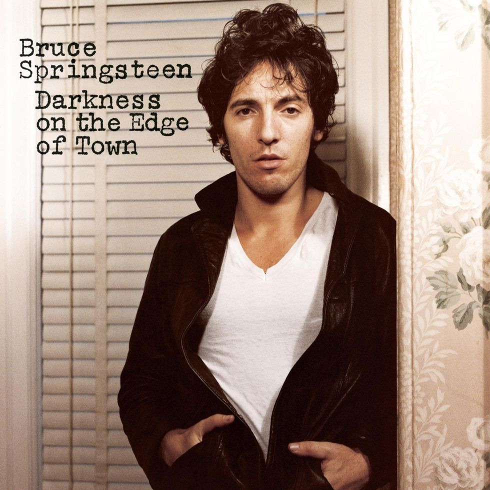 BRUCE SPRINGSTEEN «Darkness on the Edge of Town» (1978)
