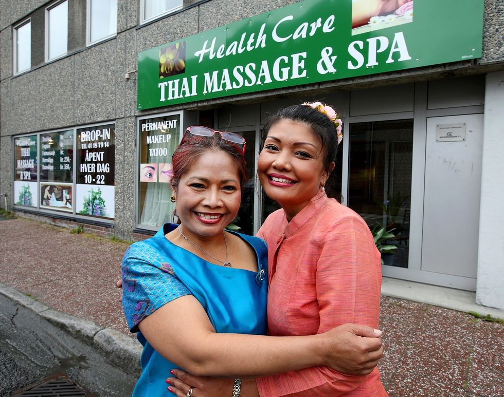 hard sex thai massasje tromsø