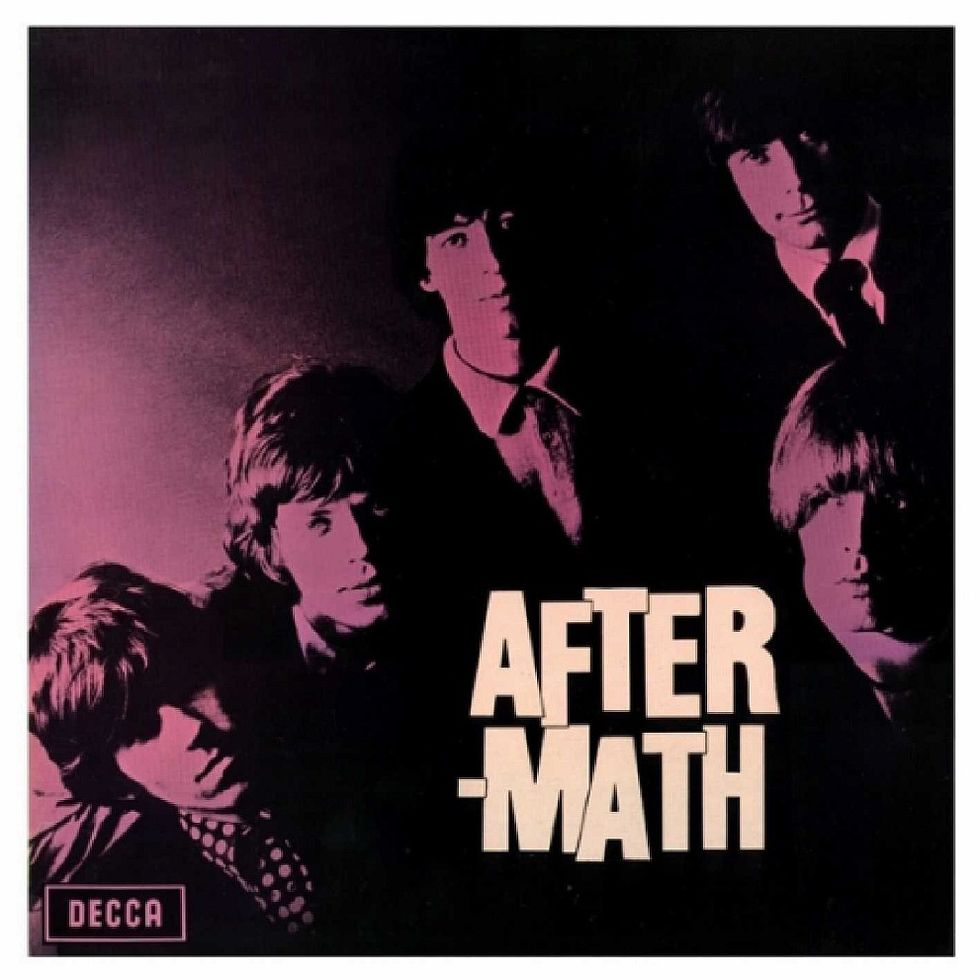 The Rolling Stones «Aftermath» (1966).